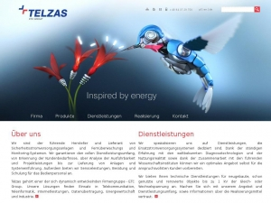 Telzas - high-technology telecommunication
